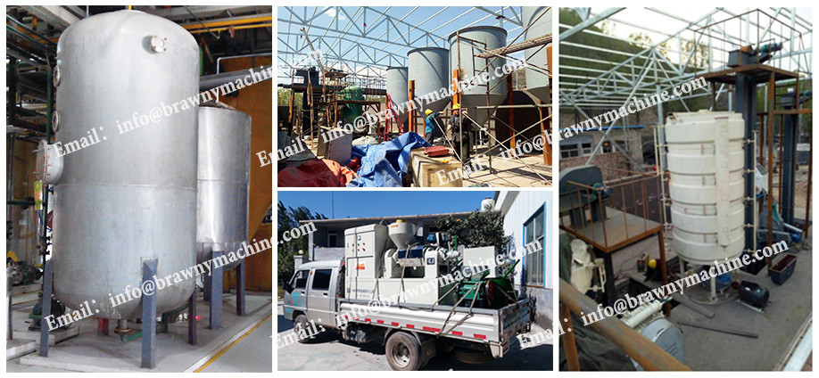 Peanut / Soybean Oil Expeller / Oil Mill Machine
