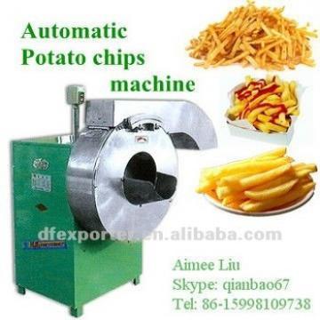 Commercial potato chips machine
