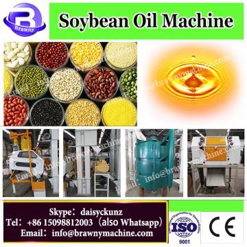mini soybean screw spiral olive oil refining machine