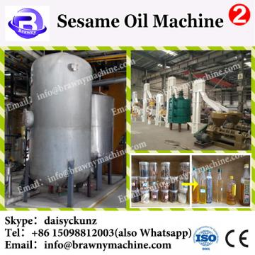 Top company Sesame Seed Cooking Oil Refinery Making Machine