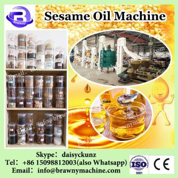automatic hydraulic sesame oil press machine