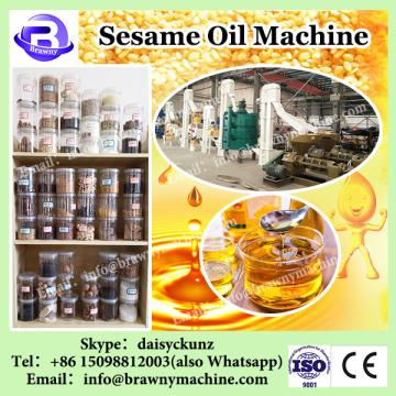 Best seller multifunctional sesame oil press machine