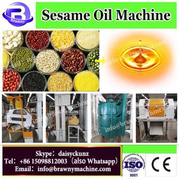 High output sesame oil expeller mill machine