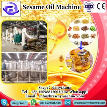 Full automatic sesame hydraulic oil pressing machine