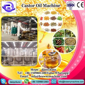 Castor oil filter press