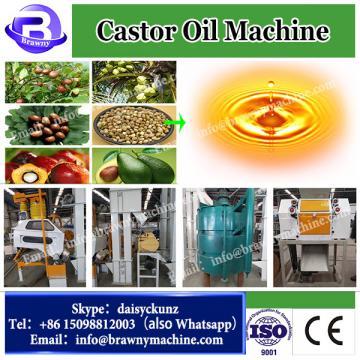 Vegetable seeds castor oil extraction