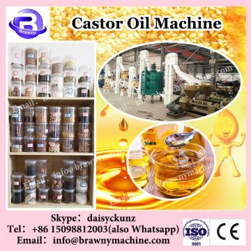 High Quality castor seeds oil making machine