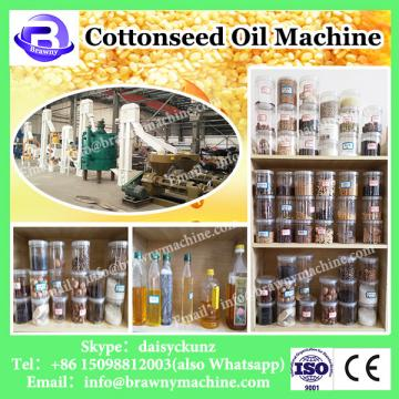 50t/d Crude oil refinery, oil extraction equipment for sunflower/peanut/cottonseed/flax oil