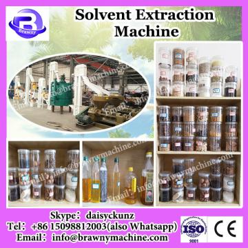 Maniature ultrasonic types of solvent plant extraction tank
