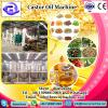 Compact structure manual castor bean oil processing machine